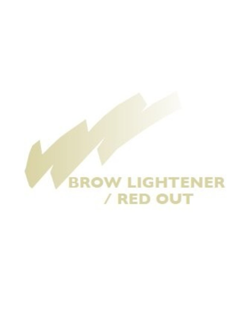 MicroPigmentation Centre Brow Lightener/Red Out