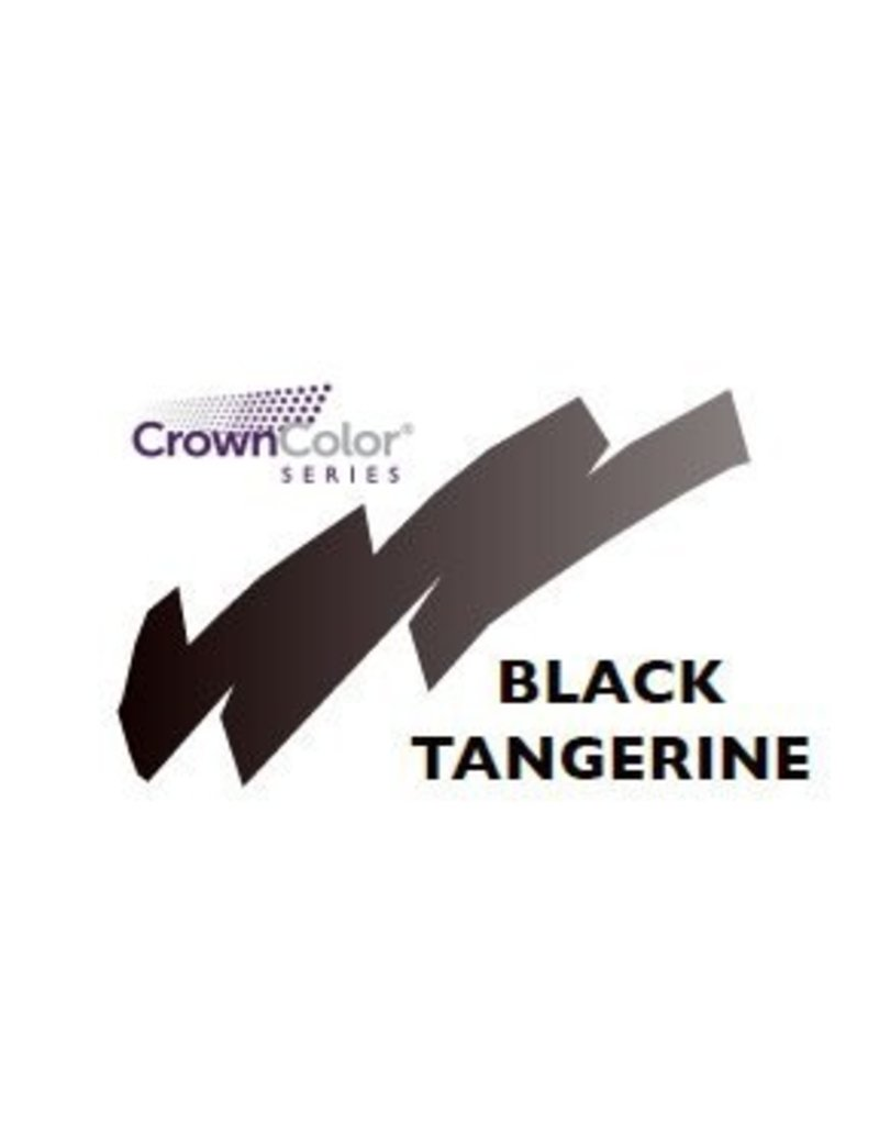 MicroPigmentation Centre Black Tangerine - Crown Color