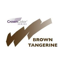 MicroPigmentation Centre Brown Tangerine - Crown Color
