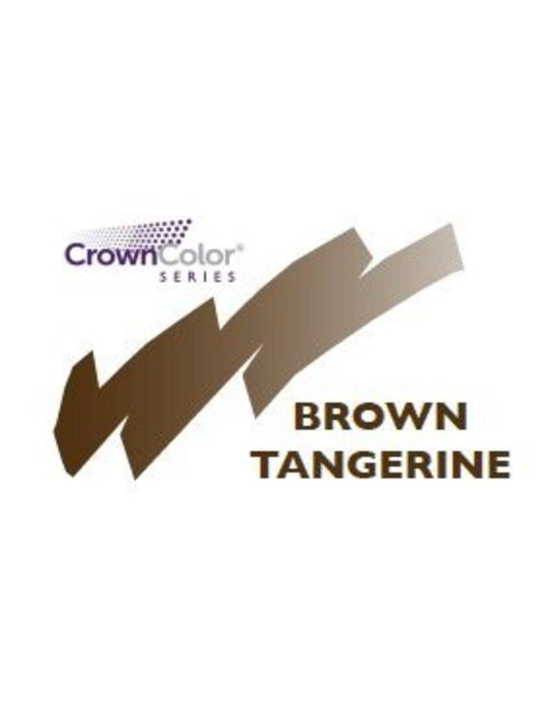 MicroPigmentation Centre Brown Tangerine - Crown Color