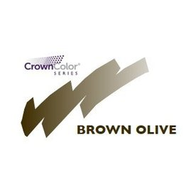 MicroPigmentation Centre Brown Olive - Crown Color