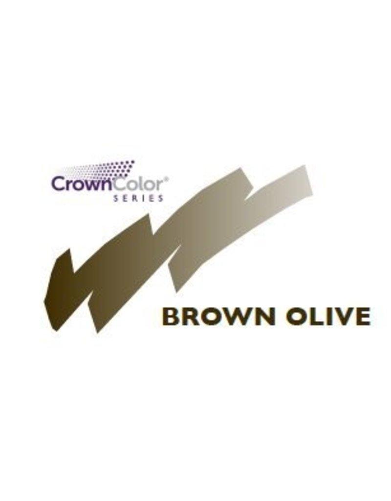 MicroPigmentation Centre Brown Olive - Crown Color