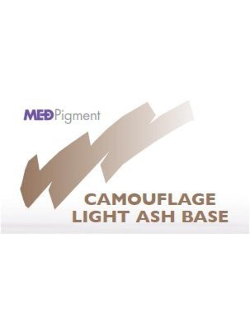 MicroPigmentation Centre camuflaje base de ceniza ligera