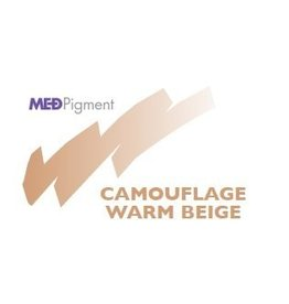 MicroPigmentation Centre Camouflage Warm Beige - Areola/Nipple Pigment
