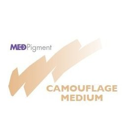MicroPigmentation Centre Medio de camuflaje