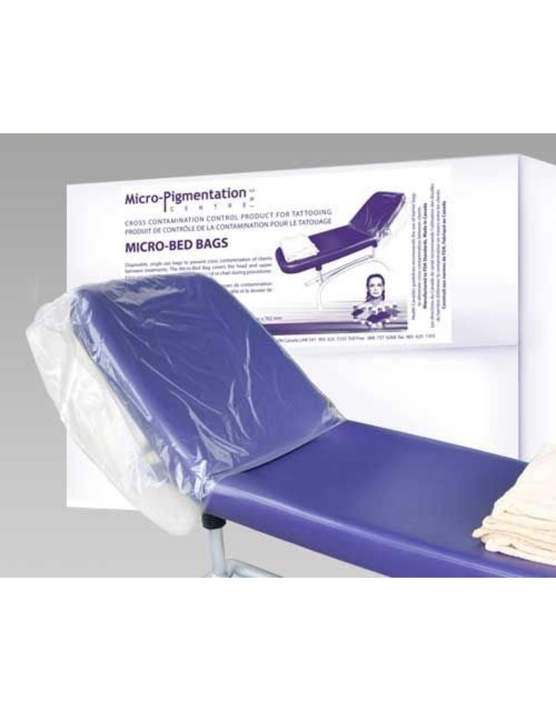 MicroPigmentation Centre Micro Bed Bags