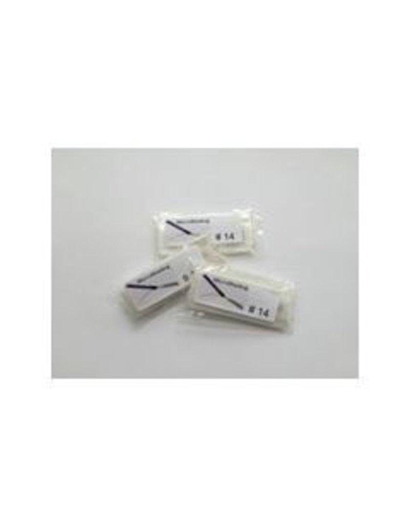 MicroPigmentation Centre 14 pin Microblading 5 pack