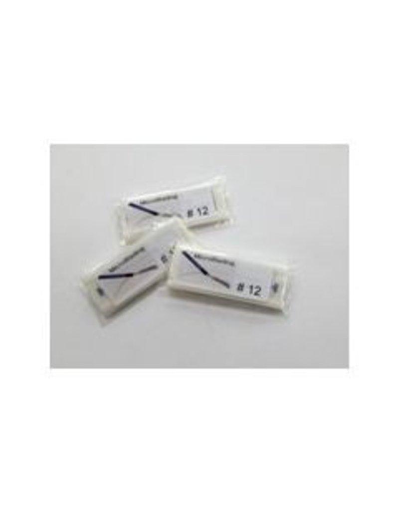 MicroPigmentation Centre 12 pin Microblading Needle
