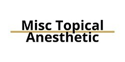 Misc. Topical Anesthetic