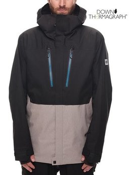 686 MEN'S 686 ETHER DOWN THERMAGRAPH JACKET