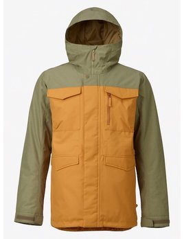 BURTON MEN'S BURTON COVERT INSULATED JACKET
