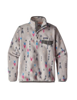 PATAGONIA WOMEN'S PATAGONIA LW SYNCHILLA SNAP-T