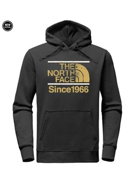 TNF THE NORTH FACE MEN'S EDGE TO EDGE PULLOVER HOODIE