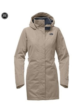 TNF THE NORTH FACE WOMEN'S LANEY TRENCH II JACKET