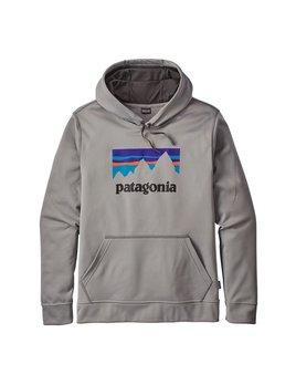 PATAGONIA PATAGONIA MEN'S SHOP STICKER POLYCYCLE HOODY