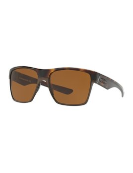 OAKLEY OAKLEY TWO FACE XL POLISHED BROWN TORTOISE/DARK BRONZE