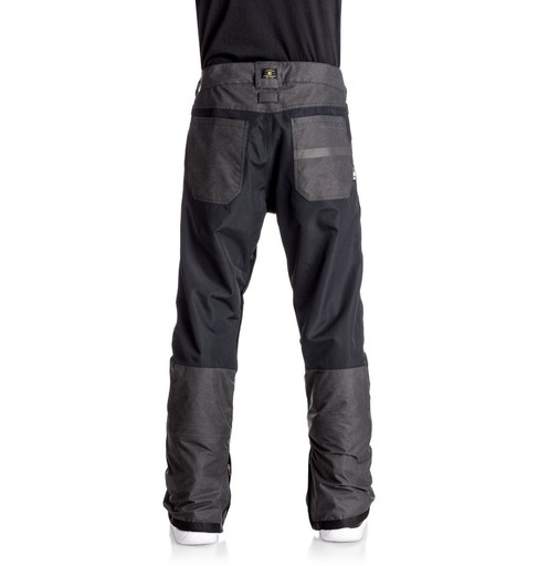 DC MEN'S DC ASYLUM SNOW PANT