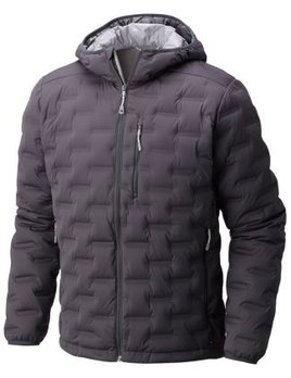 MOUNTAIN HARDWEAR MEN'S MOUNTAIN HARDWEAR STRETCH DOWN HOODED JACKET