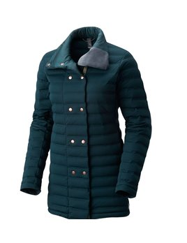 MOUNTAIN HARDWEAR WOMEN'S MOUNTAIN HARDWEAR STRETCH DOWN COAT