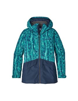 PATAGONIA WOMEN'S PATAGONIA INSULATED SNOWBELLE JACKET