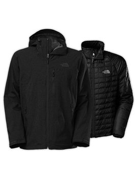 TNF MEN'S TNF THERMOBALL TRICLIMATE