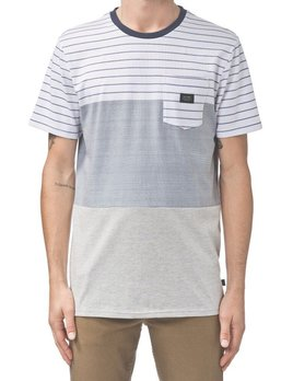 GLOBE MEN'S GLOBE MOONSHINE POCKET TEE