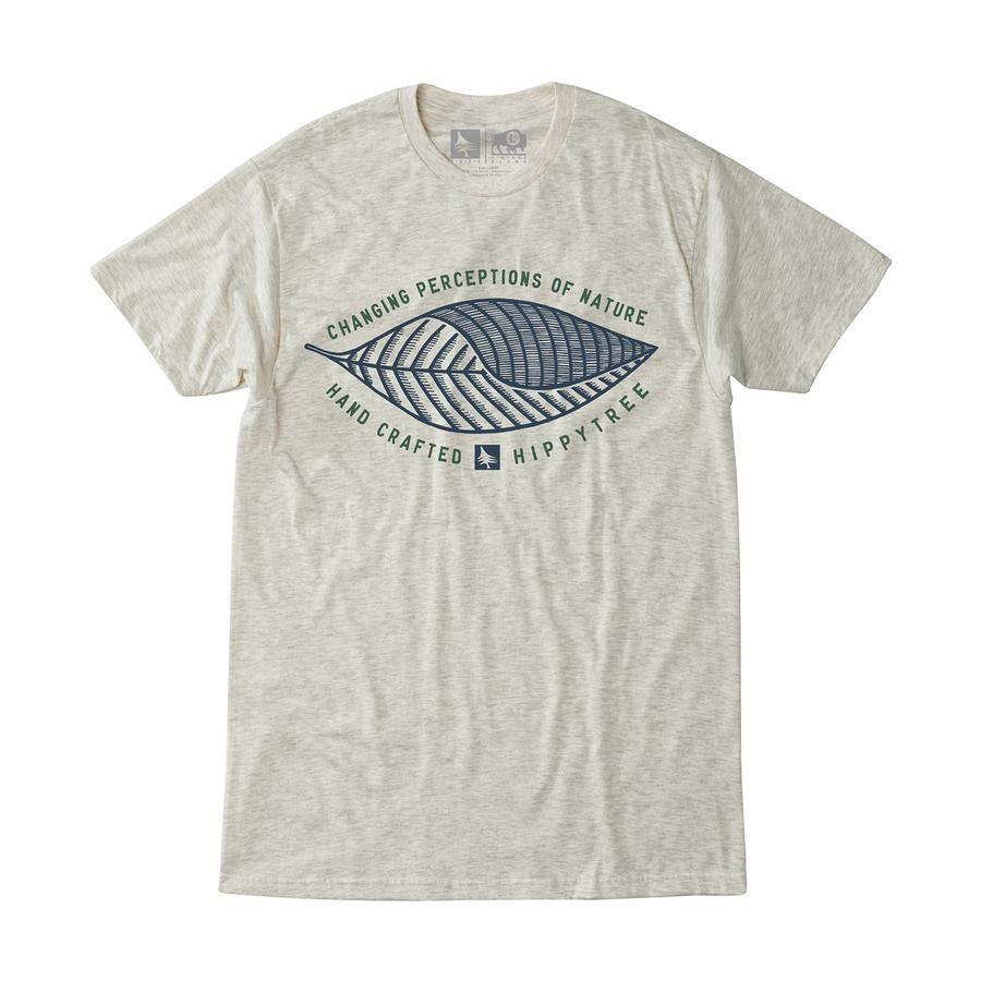 HIPPY TREE M'S HIPPY TREE WAVE PALM TEE