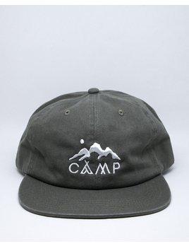 CAMPBRAND GOODS LIFE'S SHORT LOGO CAP