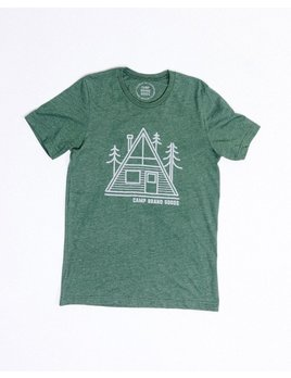 CAMPBRAND GOODS THE A-FRAME T-SHIRT