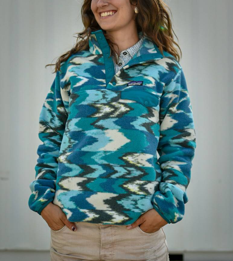 Why you should own a Patagonia Snap-T Fleece.