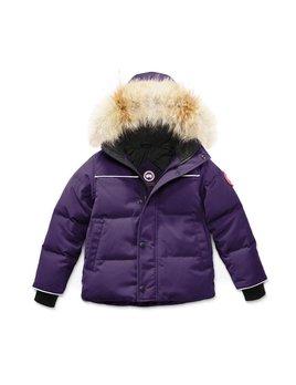 CANADA GOOSE KIDS CANADA GOOSE SNOWY OWL PARKA
