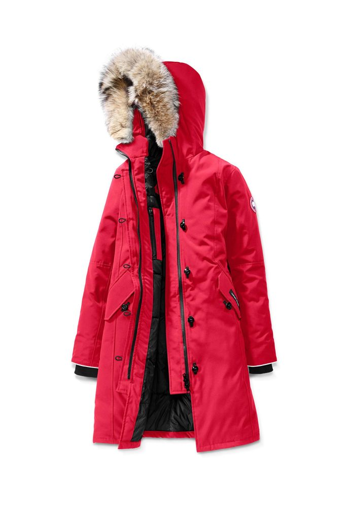 CANADA GOOSE YOUTH CANADA GOOSE BRITTANIA PARKA