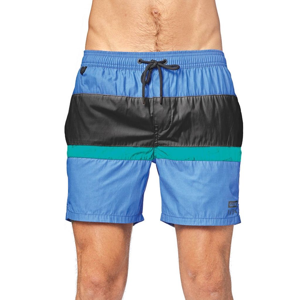 GLOBE MEN'S GLOBE THROWBACK VOLLEY SHORT
