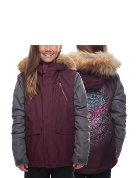 686 GIRL'S 686 CEREMONY INSULATED JACKET