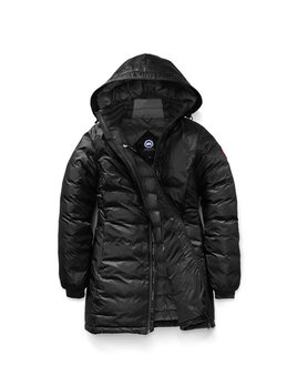 CANADA GOOSE W'S CANADA GOOSE CAMP HOODED JACKET