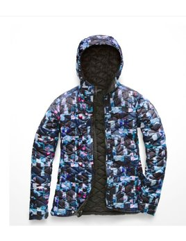 TNF W'S TNF THERMOBALL HOODIE