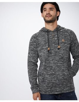 TENTREE TENTREE M'S IRVIN HOODED HENLEY