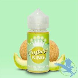Slushy Man E-Liquid Custard King - Amazing Honeydew 0 MG 100 ML