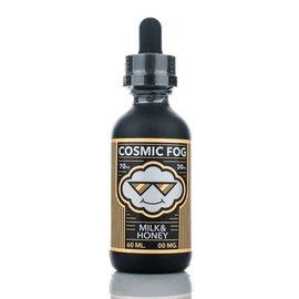 Cosmic Fog E-Liquid Cosmic Fog  60mL  - Milk & Honey / 0 mg