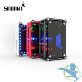 Smoant SMOANT Rabox Mini Water Resistant Smart Unregulated Box Mod - Black