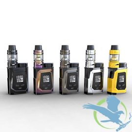 IJoy iJoy Capo 100W TC 3750mAh 21700 Battery Starter Kit With Captain Mini Sub Ohm Tank - Stainless Steel