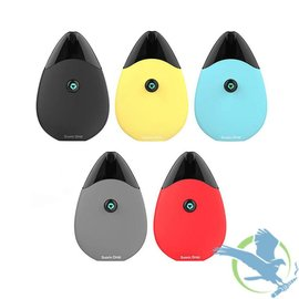 Suorin Suorin Drop Starter Kits 310mAh - 2ML Refillable Pod System - Yellow