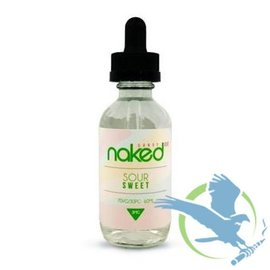 Naked100 Naked100 Candy  60mL  - Sour Sweet / 0 mg