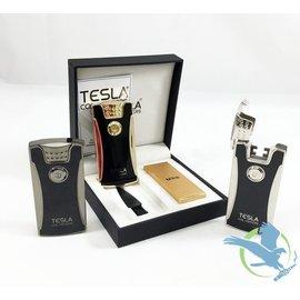 Tesla Tesla Coil Dual Arc Plasma Lighter - Black