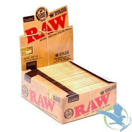 Raw RAW Rolling Papers - King Size Supreme - Classic
