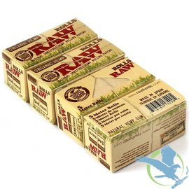 Raw RAW Rolling Papers - 5 Meter Rolls - Organic Hemp