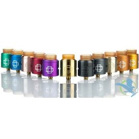 Augvape Augvape Druga RDA 24MM With Snap Clamp System Black