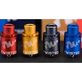 Lite Lite - Twisted Messes 2 RDA Authentic Dark Grey