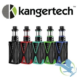 Kangertech Kangertech Spider AKD 200W Starter Kit Teal