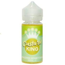 Slushy Man E-Liquid Custard King Amazing Honeydew 3 MG 100ML